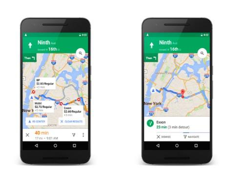 ¡Por fin! Google Maps en iOS ya permite agregar desvíos en una ruta