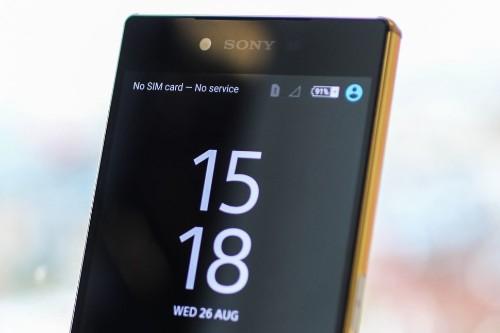 Sony presenta su nueva línea de teléfonos Xperia