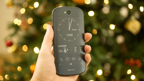 El YotaPhone 2 ya se puede reservar en EE.UU. por US$500