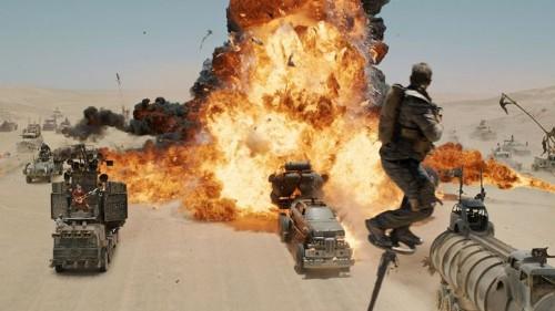 Antes y después de los efectos en 'Mad Max: Fury Road' [fotos]