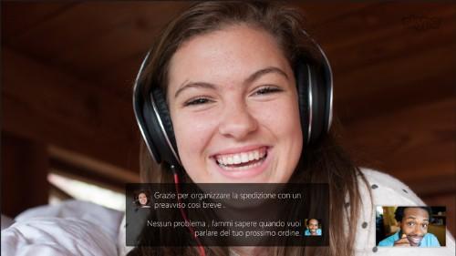 Skype Translator se hace parte de Skype para Windows en el escritorio