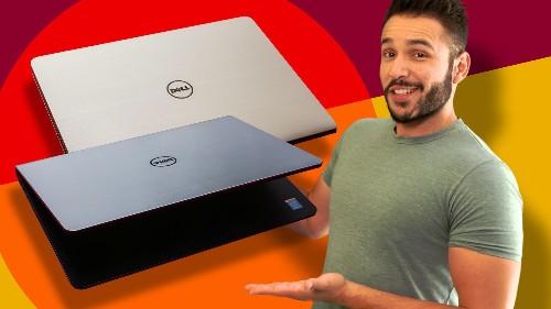 Dos computadoras portátiles Dell para el regreso a clases - Video