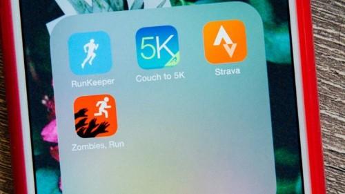 Ponte en forma con estos apps para salir a correr
