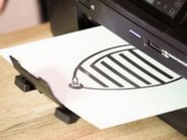 家庭用プリンタで電子回路を印刷できる「AgIC」が1億円を調達