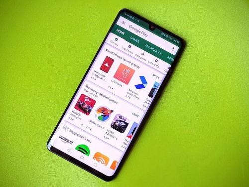 Huawei y sus problemas: Sin la tienda de apps Google Play, tendría estas opciones