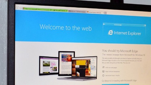 Cómo desactivar Internet Explorer en Windows 10