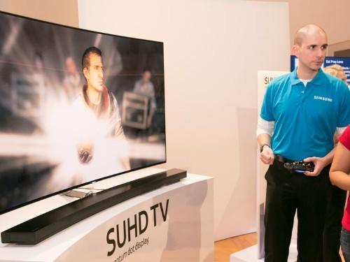La televisión del futuro será holográfica: una idea de Samsung