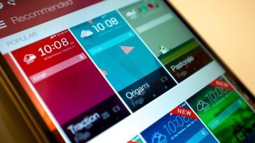 Cómo usar el app Themes en el HTC One M9