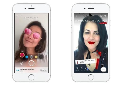 Facebook traerá la realidad aumentada a tu News Feed en forma de anuncios