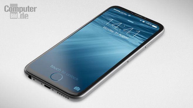 iPhone 8: El botón virtual se podrá modificar en tamaño y esconder