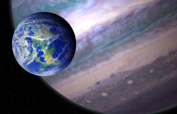 Estas lunas podrían albergar vida extraterrestre