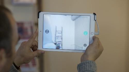 Canvas: Un app que ayuda a diseñadores a escanear habitaciones en 3D