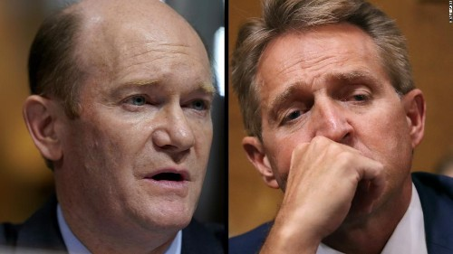 Senators to start reading FBI report Thursday morning