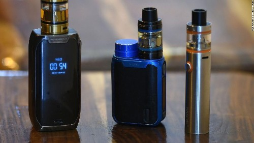 India is banning all e-cigarettes over fears about youth vaping