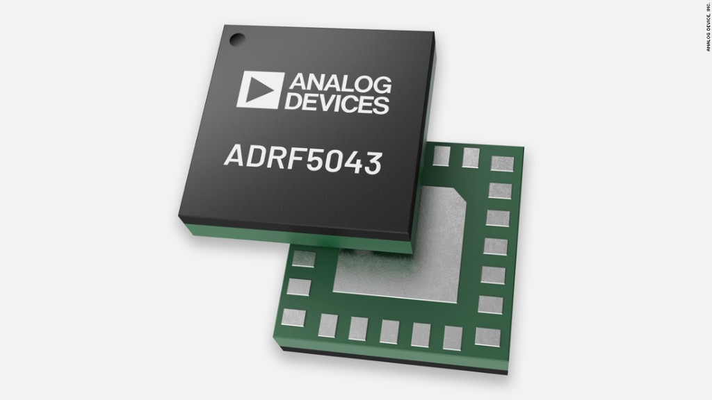 Analog Devices to buy Maxim Integrated for $21 billion
