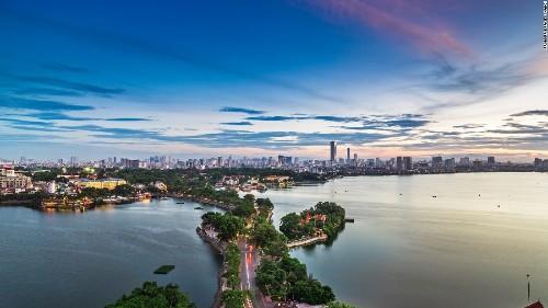 Hidden Hanoi: Map creators share city's secret spots