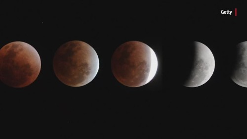 Wolf moon eclipse kicks off the first of 13 full moons in 2020