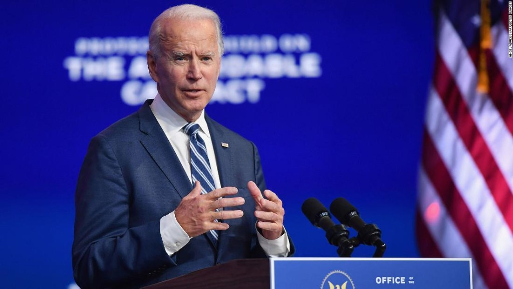 Here are 10 climate executive actions Biden says he will take on day one