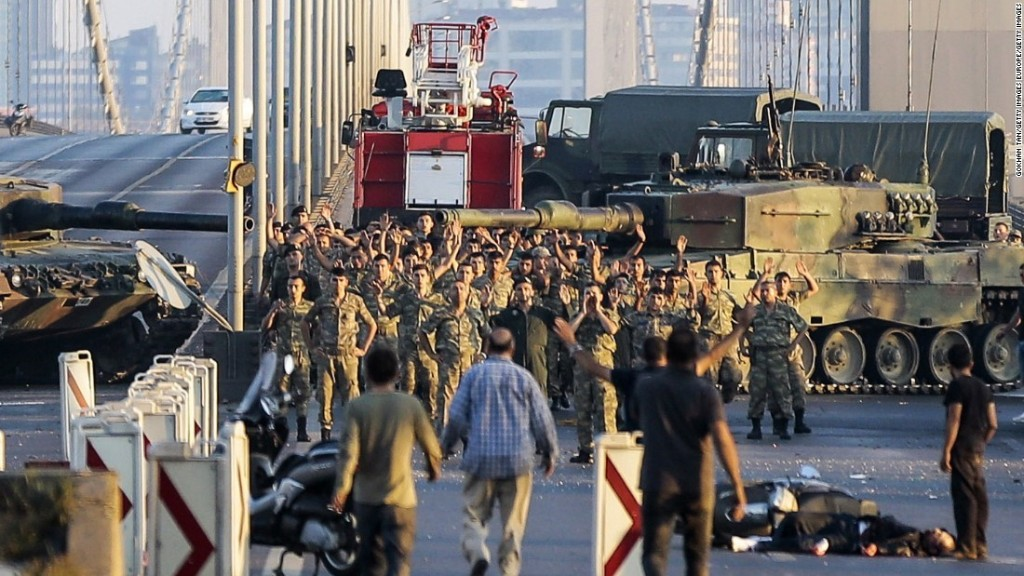The tragedy of Turkey's coup attempt