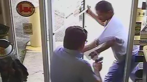 Florida city official charged with murder after state rejects 'stand your ground' shooting of suspected thief