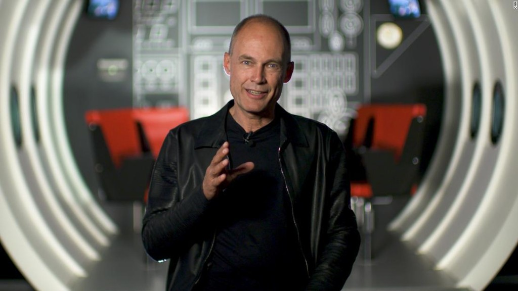 Bertrand Piccard: The explorer who wants to clean up the skies, and the rest of the planet