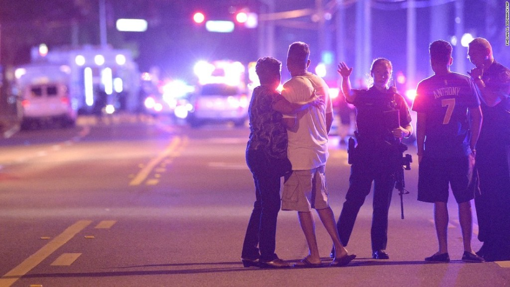Orlando shooting: 49 killed, shooter pledged ISIS allegiance