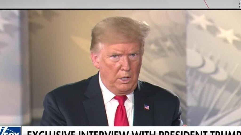 Donald Trump has no idea why he wants a 2nd term