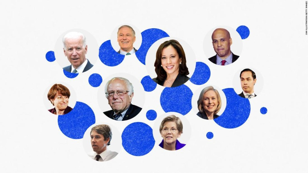 Joe Biden is the only Democrat left running for president. These are the others who were once in the race.