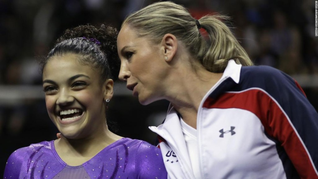 USA Gymnastics suspends coach Maggie Haney for 8 years