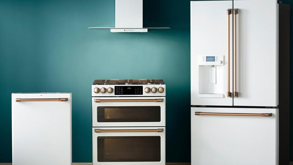 Wayfair has major deals on major appliances right now
