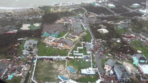 How Hurricane Dorian is affecting Bahamas and US travelers