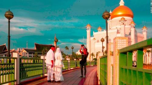 JPMorgan tells staff to boycott Brunei-owned hotels over gay sex death penalty