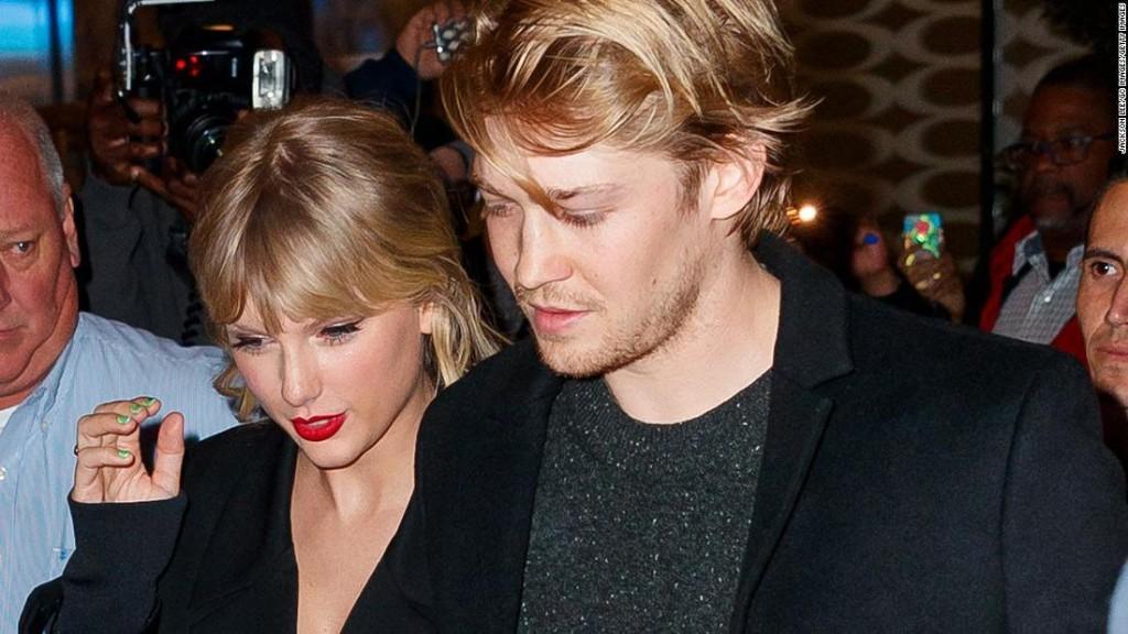 Taylor Swift reveals boyfriend Joe Alwyn is mystery 'Folklore' co-writer