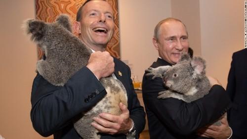 World leaders take Putin to task over Ukraine at G20 in Australia