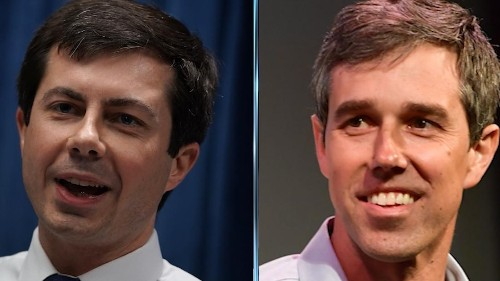 Signs Buttigieg may be stealing O'Rourke's thunder