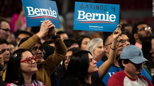 Here's how Bernie Sanders in 2020 differs from Bernie Sanders in 2016