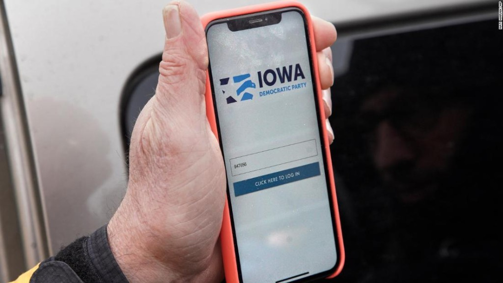 Nevada Democratic Party abandons problematic app used in Iowa caucuses