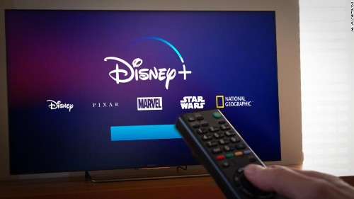Disney+ launches, then crashes