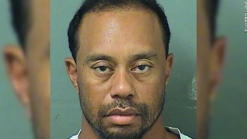 Tiger Woods, arrested on suspicion of DUI, blames prescriptions