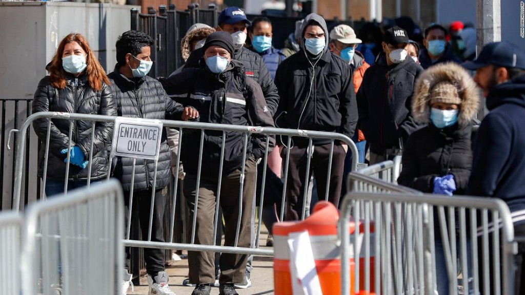 White House task force could soon recommend Americans wear masks