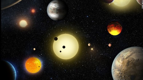 Kepler spacecraft in trouble 75 million miles from Earth