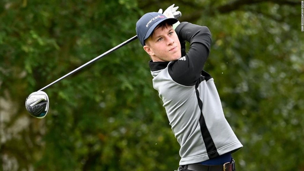 'One in a million' golfer blazing a trail for others to follow