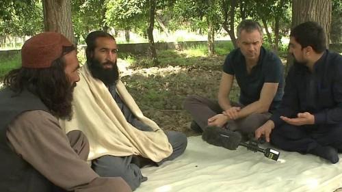 Afghanistan: Former Taliban fighters flee ISIS brutality