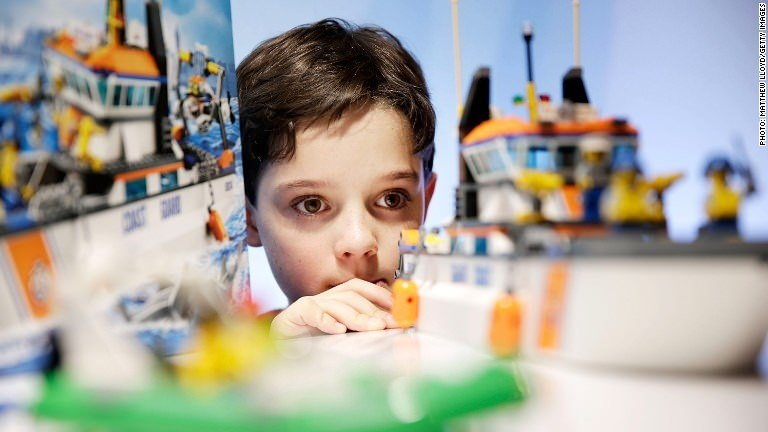 Lego becomes world's biggest toymaker