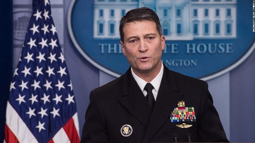 Ahead of annual physical, Trump has not followed doctor's orders