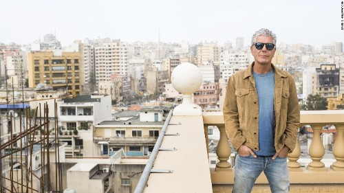 Anthony Bourdain's top 10 episodes of 'Parts Unknown'