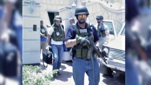 Soldier who fought alongside Kurds blasts Trump