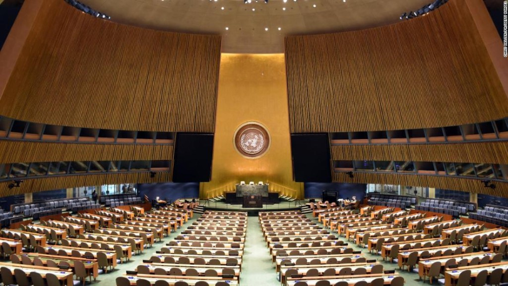 What to watch for at the United Nations General Assembly