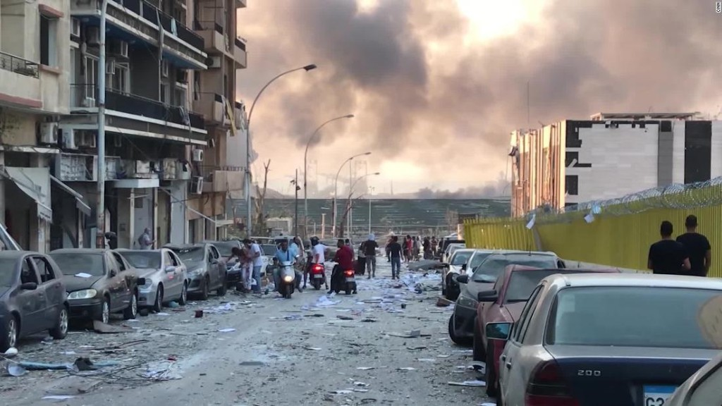 What we know about the Beirut blast