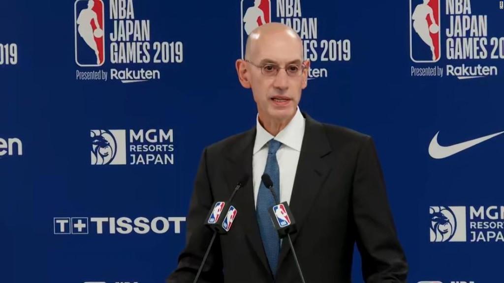 Trump criticizes top NBA coaches amid China controversy